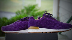 Saucony x Play cloth