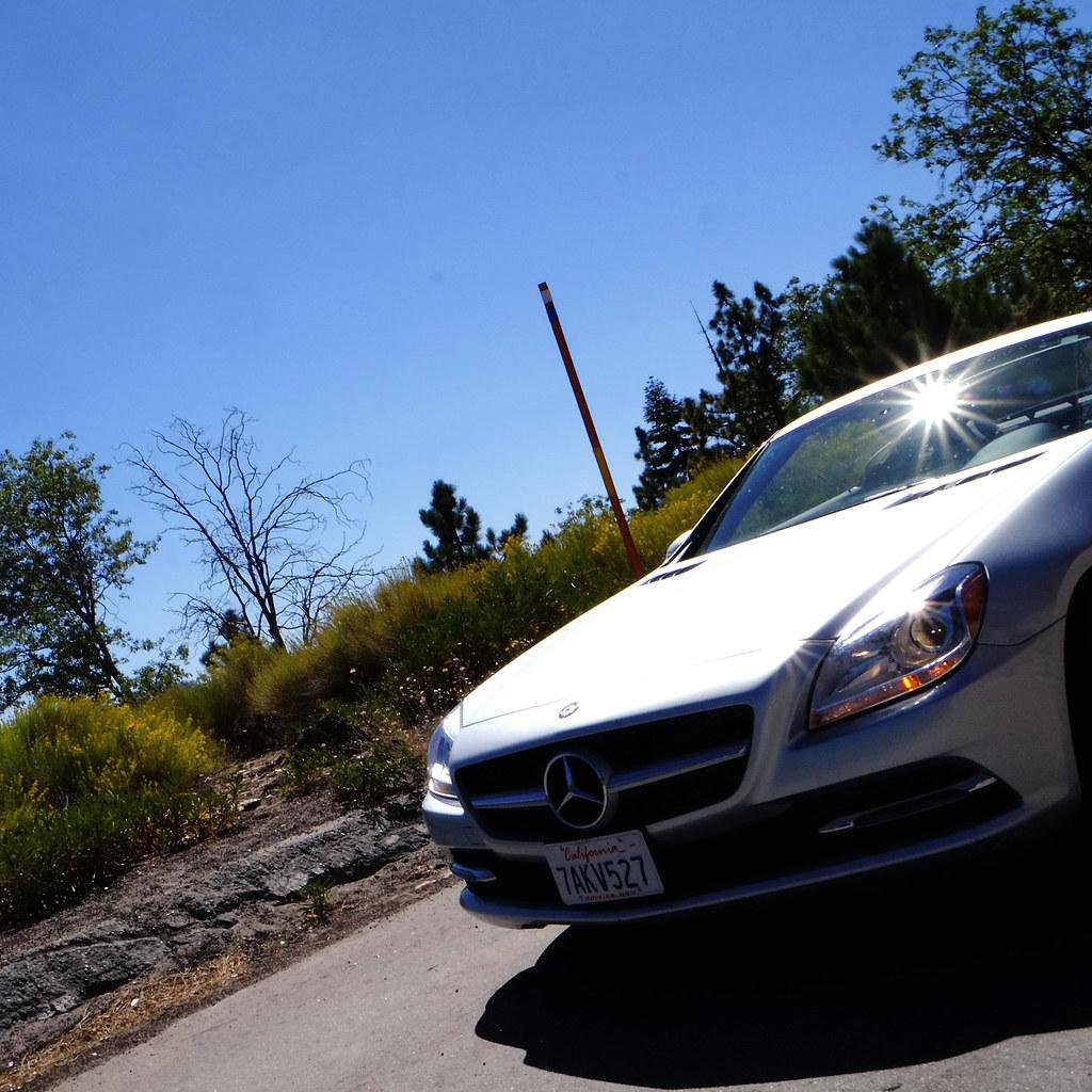 2013 Mercedes Benz SLK250