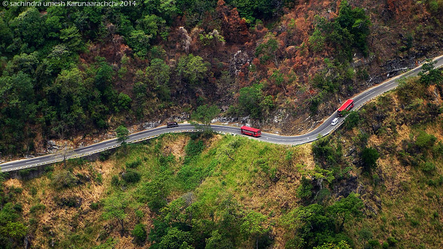 Ella - Wellawaya road