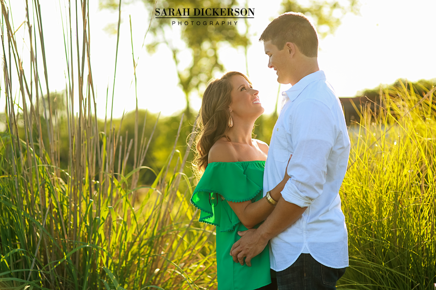 Topeka engagement session
