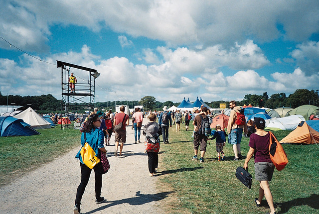 End of the Road Festival 2014
