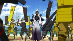 Sengoku Basara: Judge End 09 - 28