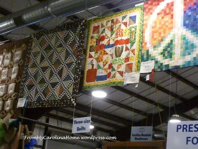 Fair quilts
