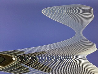 ICM abstract: office building curvilinear distortion - #2