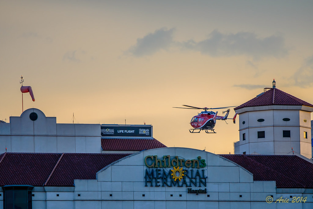 Memorial Hermann Life Flight