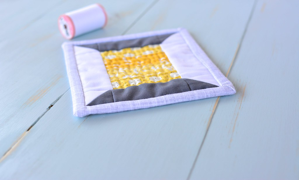 Spool Mini Quilt