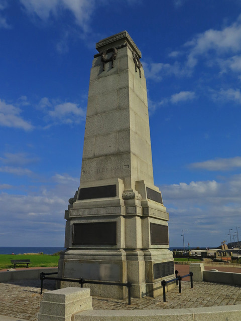 War Memorial Whitley Bay Co Curate
