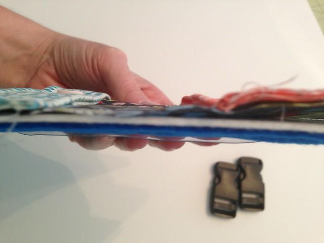 Mini buckle Mat tutorial