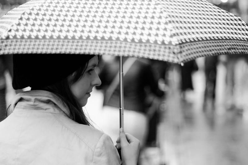 Getting Caught in the Rain