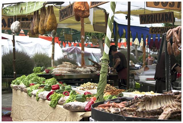 Feria Medieval Pontedeume 2014