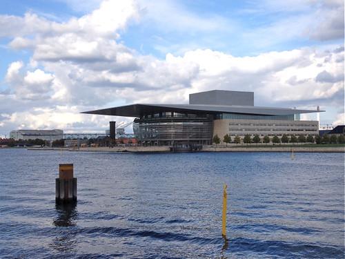 Denmark Copenhagen opera