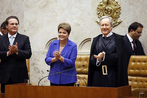 Novo presidente do CNJ defende maior celeridade processual e incentivo à conciliação