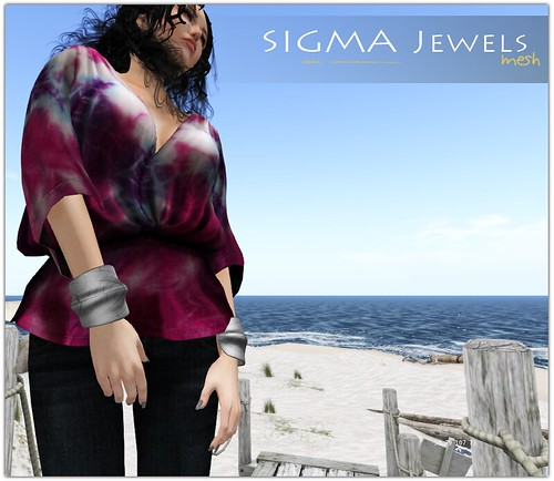 SIGMA Jewels - Leaf bracelets