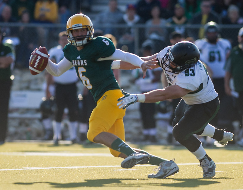 University of Saskatchewan Huskies 2015 Preview – Defence