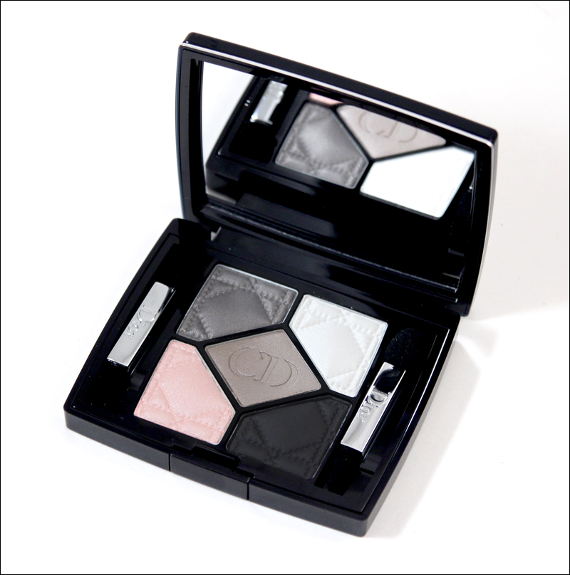 Dior bar 5 couleurs eyeshadow palette1
