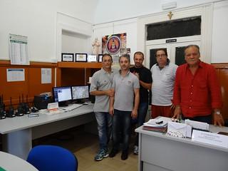 Il Gruppo Comunale della Protezione Civile (1)