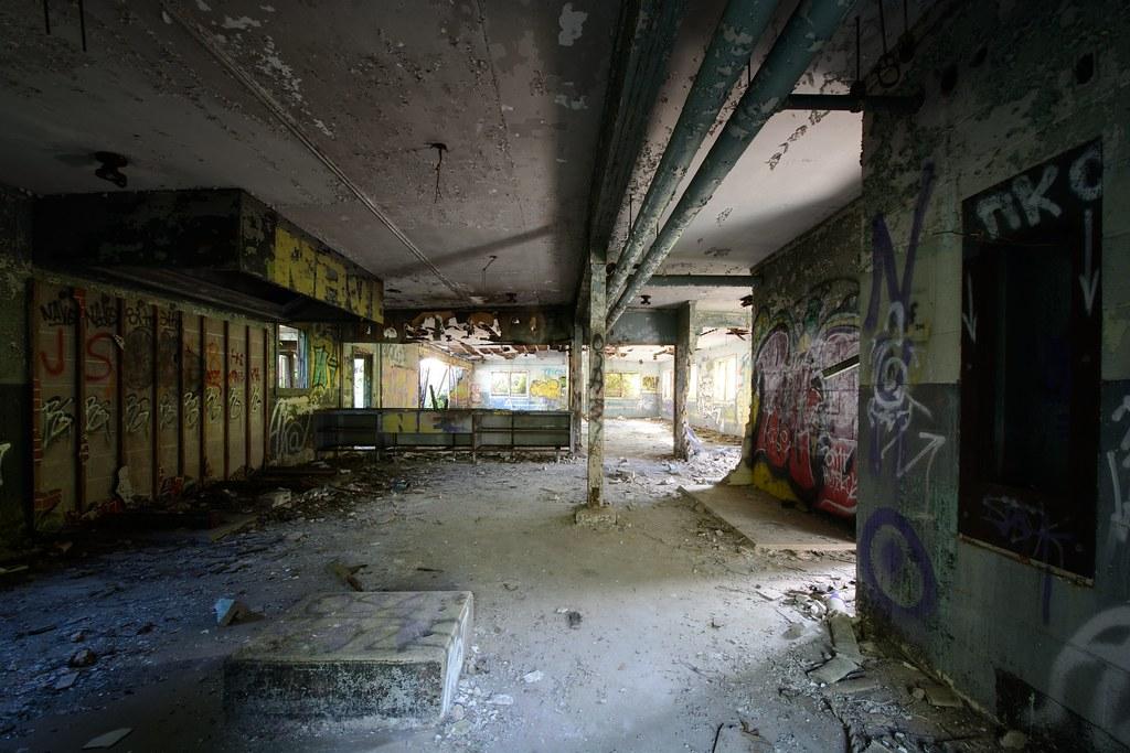 abandoned missile silo   Mycophagia   Flickr