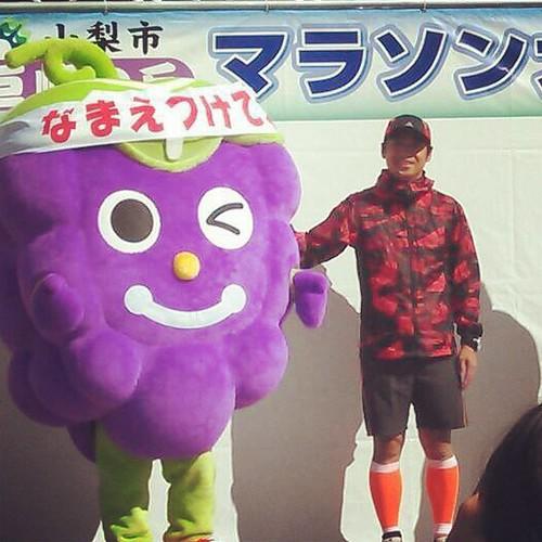 安田大サーカスの団長がゲスト。 私のマラソンの結果は40分5秒。総合22位。 40分切れなくて悔しい(>_<)
