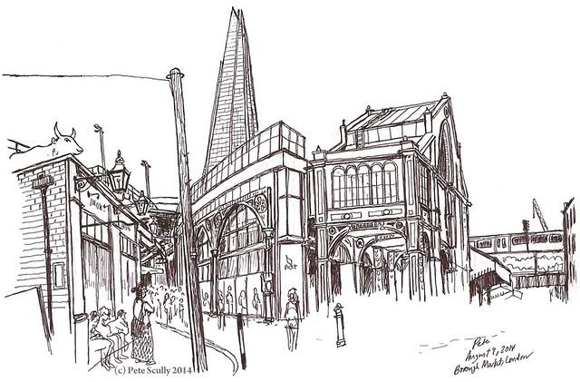 Stoney Street, London