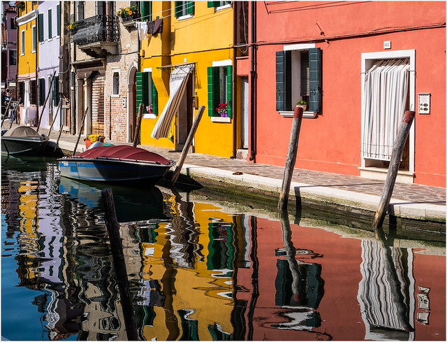 Look around Burano