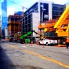 Construction #tiltshift