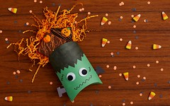 DIY Halloween Gift Boxes Frankenstein Final