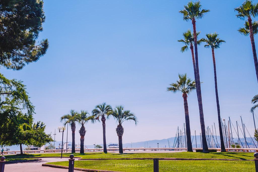 Californie neighbourhood in Cannes