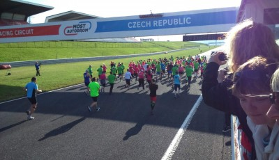 T-MOBILE BĚH OLYMPIJSKÉHO DNE MOST 24.6.2015 4 km