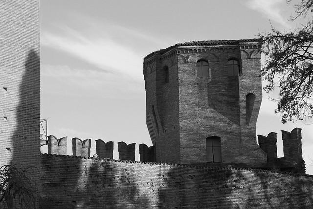 Formigine Castle Watch Tower - Castello di Formigine, la Torre di Guardia