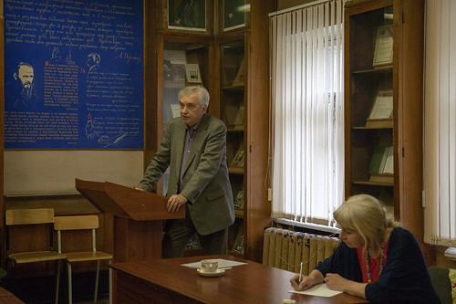 Сен 27 2016 - 16:22 - Лекция Игоря Шайтанова