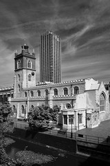 St Giles / Shakespeare Tower