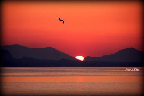 ... il tramonto sempre in forma