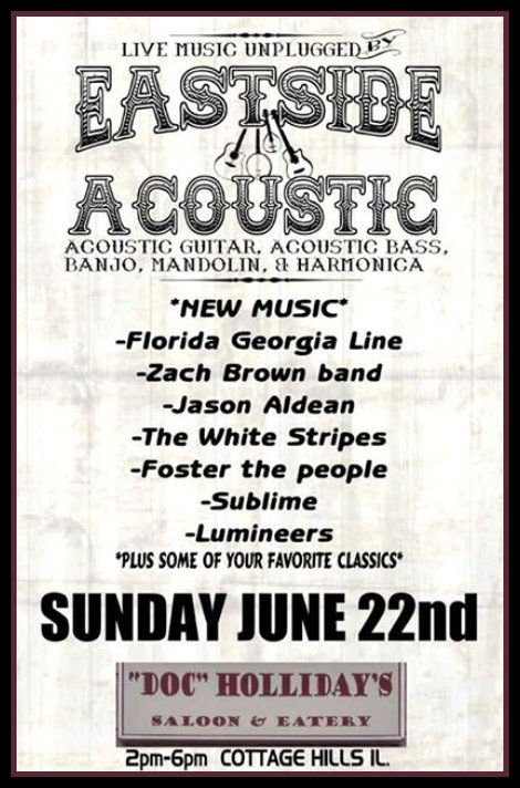Eastside Acoustic 6-22-14