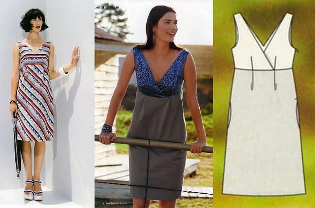 Burda-June-2014_Tall Sheath Dress