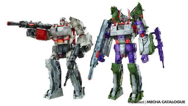 TRANSFORMERS Generations - Megatron & Armada Megatron