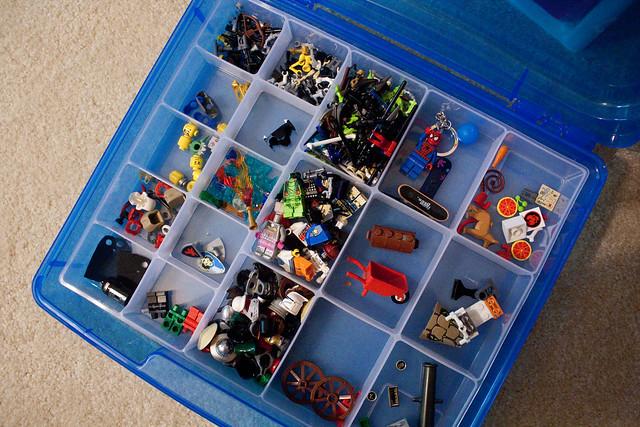 LEGO organization Iris