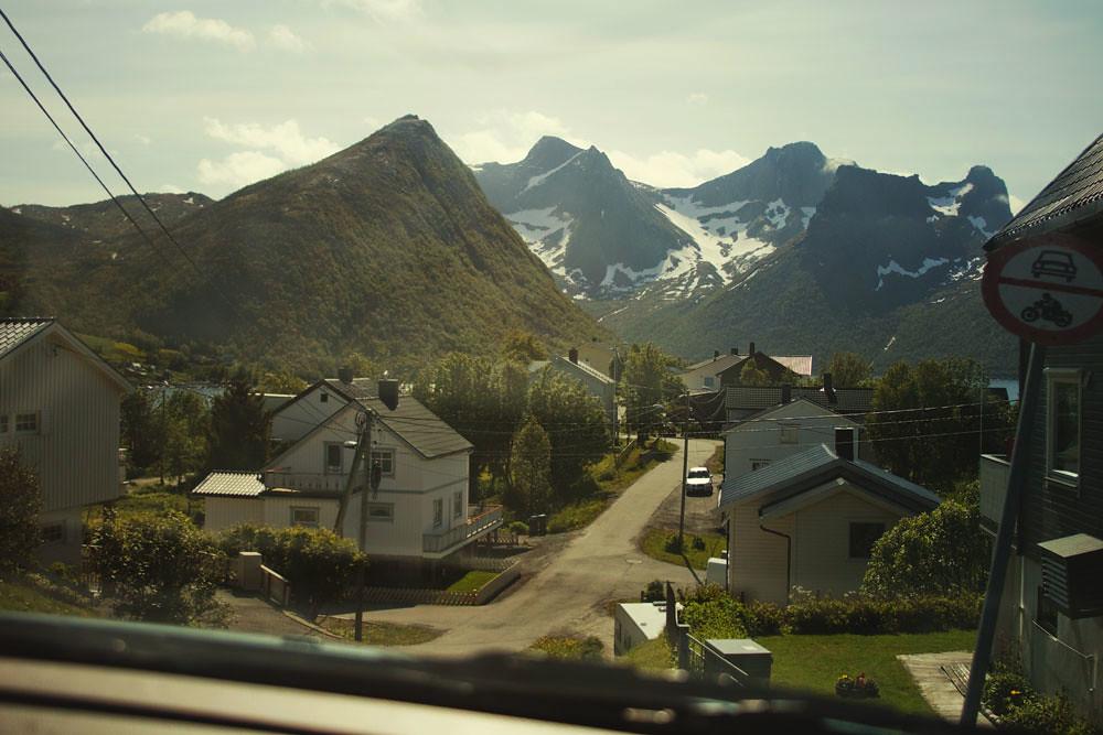 Husøy, Senja
