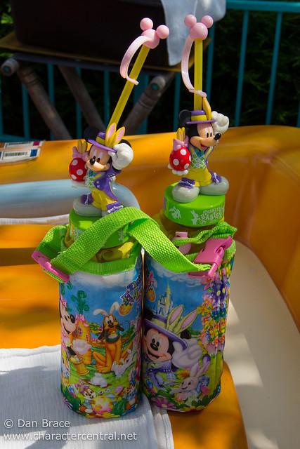 Easter souvenir cups