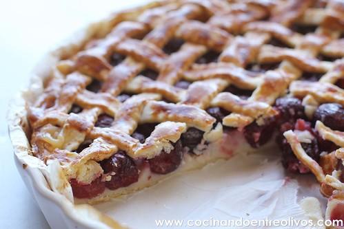 Tarta de picotas www.cocinandoentreolivos (14)