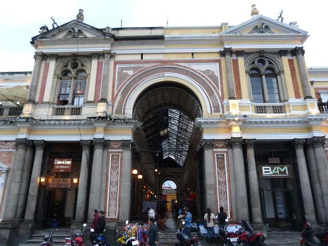 Pasaje Enríquez en Quetzaltenango (Guatemala)