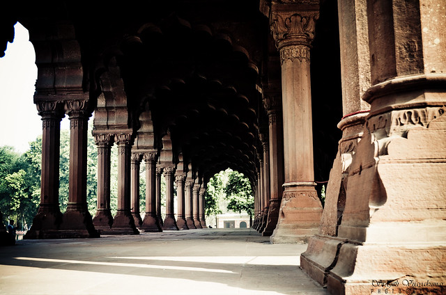 Diwan-i-Am, Red Fort, Delhi