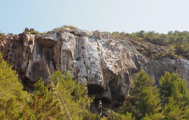 norsu kalliossa