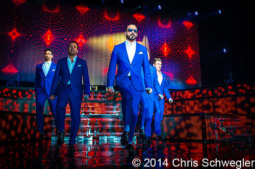 Backstreet Boys - 06-17-14 - In a World Like This Tour, DTE Energy Music Theatre, Clarkston, MI