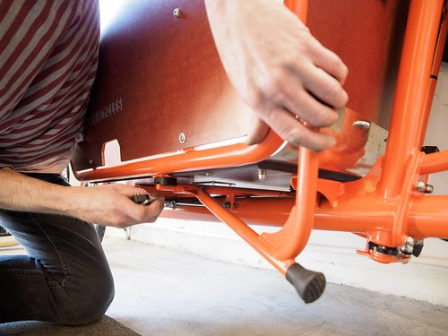 WorkCycles Kr8 bakfiets reassembly how-to 7