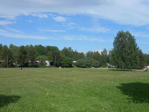 Nurminäkymä, Pohjois-Tapiola Espoo 9.6.2014