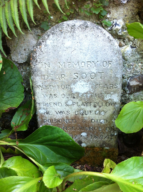 Photo of Soot stone plaque