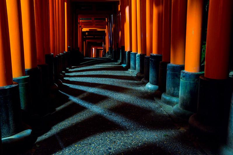 Shin Nara, photos of Japan