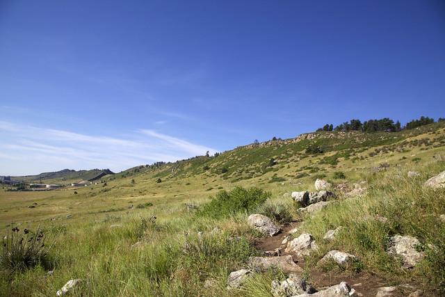 Reservoir Ridge 7655