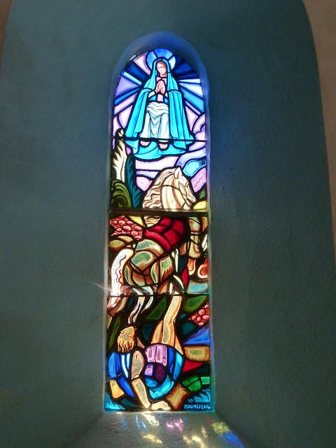 131 Mauméjean, Chapelle Notre-Dame de Consolation, Vesly