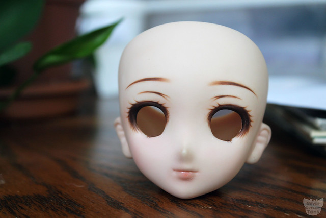 face up